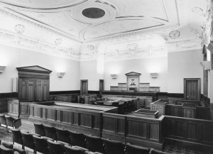 Hamilton Sheriff Courtroom