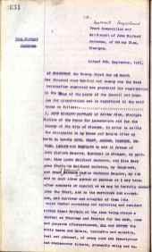 1921 J.R Cochrane Will 1