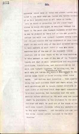 1921 J.R Cochrane's Will Page 23 of 36
