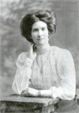 Rachel Boyd born 1856 at Stoneymeadow