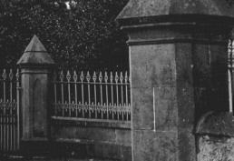 1905 Graffiti at Greenhall