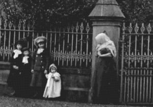 1905 Greenhall Lodge Entrance