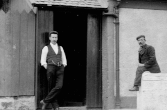 1908 Auchentibber Inn. Souter and Wallace.