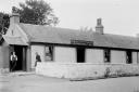 1908 Auchentibber Inn by D Ritchie