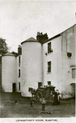 1921 or 1922 Horse and Cart at Shuttle Row (PV)