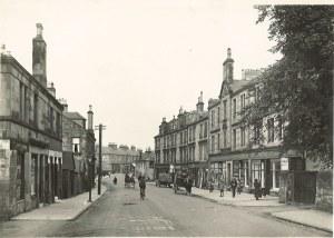 1927 Blantyre Main Street