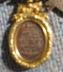 1930 On the back this medal says: Jubilee Scottish Quoiting Cup Won by Rutherglen 1930-31 J Nimmo