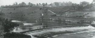 1933 Blantyre Weir