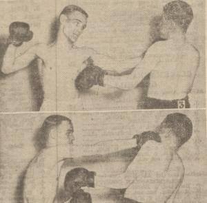1935 Benny Lynch, flyweight boxer