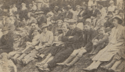 1935 Livingstone Gala Day spectators June 15th.