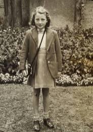 1952 Christine Gardner of Auchinraith Terrace