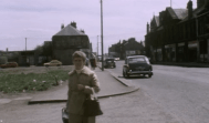1978 Glasgow Road at its junction with former Alpine Street.
