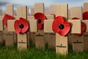 Remembrance of those who fell