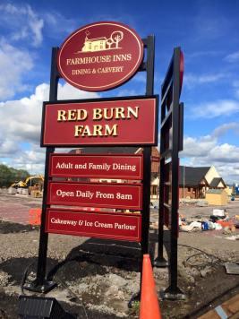 2015 June. The Red Burn Farm