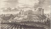 Bothwell Castle from Blantyre 1718
