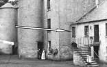 1900 Brick Lattice at Shuttle Row