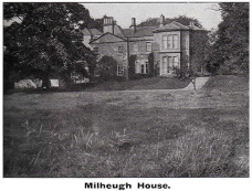 1901 Milheugh House, Blantyre shared by A Morrow