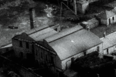 1955 Oil Works at the Bottom of Forrest Street
