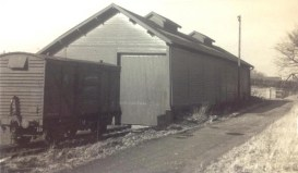 1963 Goods Shed, Low Blantyre (PV)