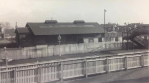1963 Low Blantyre Station