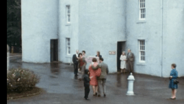 1972 David Livingstone Centre, Shuttle Row