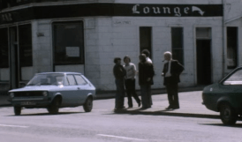 1978 Priory Bar a Priory Place, bottom of Logan Street