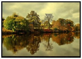 2014 Autumn on River Clyde by George Young