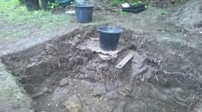 2015 7th June. The Big Dig at David Livingstone Centre