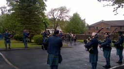 2015 Pipers at the Old Parish Church Gala day 06 06 15. Photos by Blantyre Telegraph