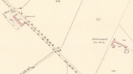 1859 Map of Loanend