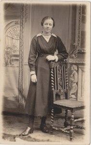 1916 Janet Hamilton Leggat b1898 d 1922