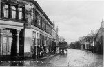 Main Street Blantyre, 1920s. Photo by Gordon Cook