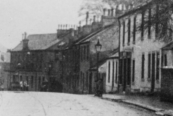 Main Street, Blantyre 1920s. Photo by G Cook