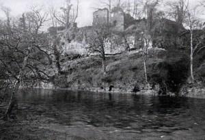 1930s Blantyre Priory by Rev Chas H Dick