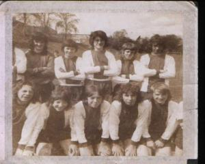 1973 Stonefield Boys club. Shared by D Semple