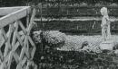 Quoiting Green Auchentibber 1919