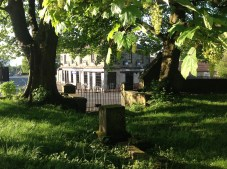 Kirkton Cemetery by Paul Veverka
