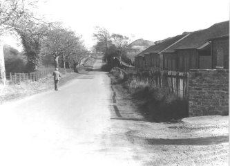 Loanend Cottages, Flemington late 1970s, shared by W Miller