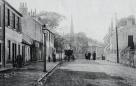 1904 High Blantyre Main Street Kirkton from Gilmours (PV)