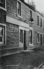 1904 High Blantyre Main Street Kirkton (PV) from Gilmours