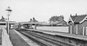 Blantyre Railway Station 1961