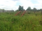 Brown's Land trailer for seaplane, Auchentibber Aug 2015 (PV)