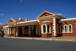 Goulburn Station