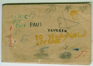 1977 School Jotter, High Blantyre Primary (PV)
