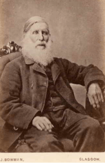 Matthew Scott 1806 - 1889 emigrated to NZ in 1857