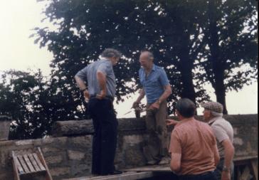 Rev Price assists rebuild 1989