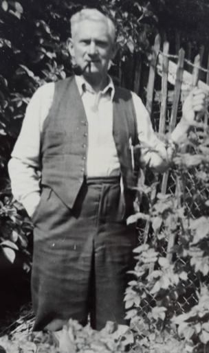 1960 James Nimmo (born 1891). Shared by J Davies