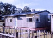1967 14 Centre Street Prefabs, former home of late Neil Gordon