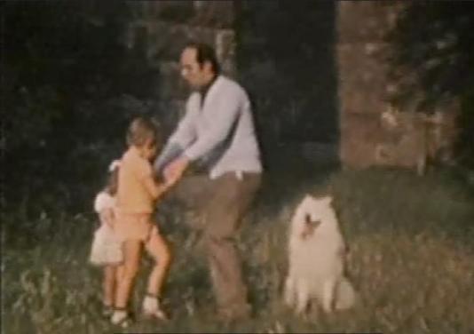 1978 Veverkas playing at Greenhall