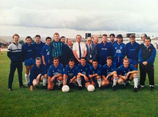 1992 Blantyre Vics